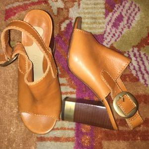 Chloe brown heels 37 ladies 7